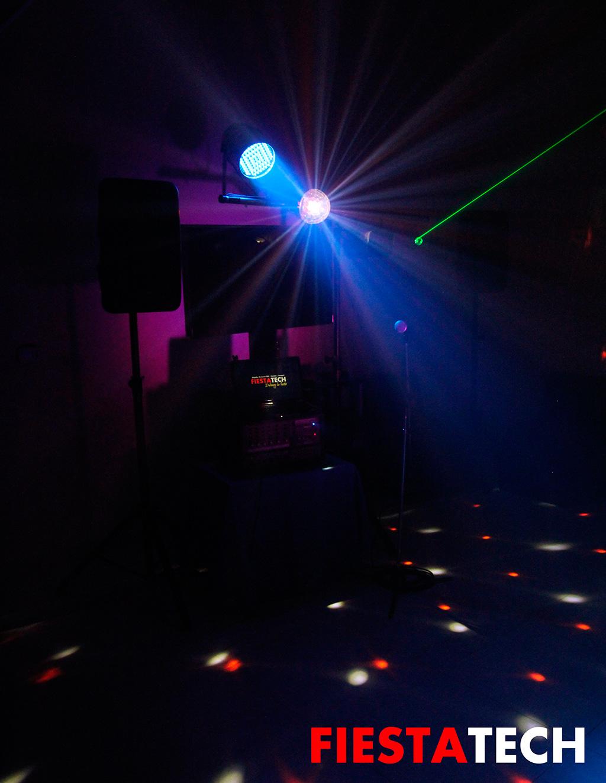 Alquiler de luces para fiestas eventos env o e for Luces para piscinas sin instalacion